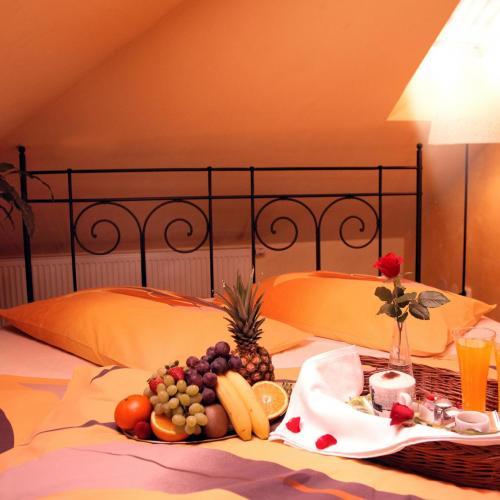 Ubytování - apartmán ložnice